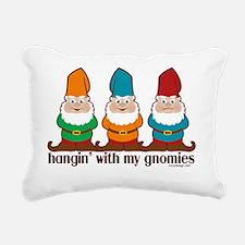 hanginwithmygnomies2000 Rectangular Canvas Pillow