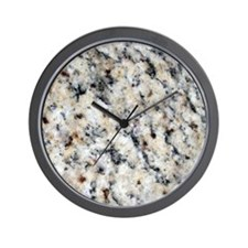 518-iPad2_Covergranite Wall Clock