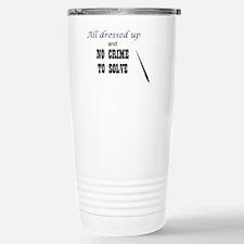 all dressed up Stainless Steel Travel Mug