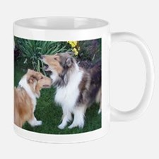 New Collie Buds Mug