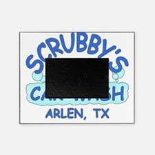 Scrubbys Car Wash Picture Frame