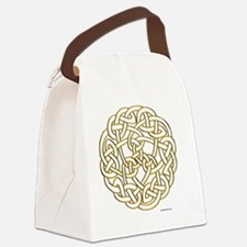 ga_celticknot Canvas Lunch Bag