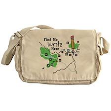 findmedark Messenger Bag