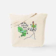 findmedark Tote Bag
