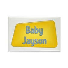 Baby Jayson Rectangle Magnet