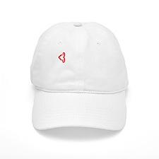 stomach4 Baseball Cap