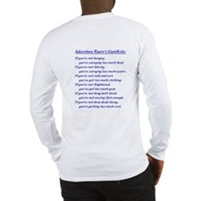 Occam's Razor Long Sleeve T-Shirt