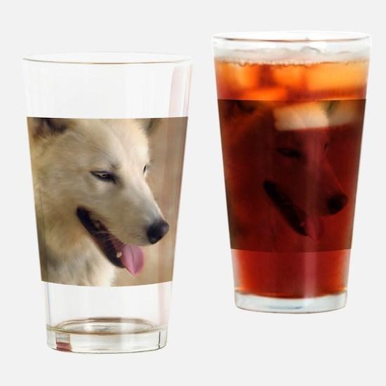 winter_air_fin Drinking Glass