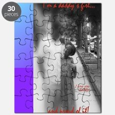 Daddy girl_updated_9x12 Puzzle