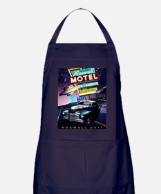 Lights On For You Apron (dark)