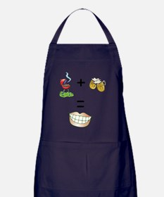 grill math Apron (dark)