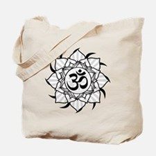 aum-forcolorbg Tote Bag