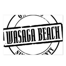 Wasaga Beach Title W Postcards (Package of 8)