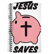 Jesus-Saves Journal
