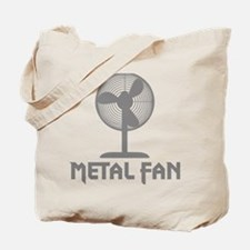 metal fanC Tote Bag