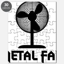 metal fanA Puzzle