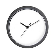 Sauble Beach Title B Wall Clock