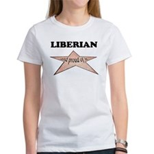 Liberian and proud of it Tee