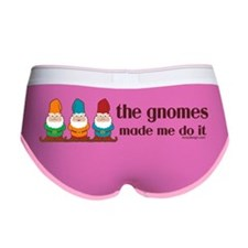 thegnomesmademedoitBUMPER Women's Boy Brief