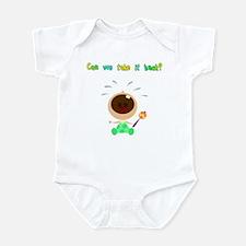 Unsure of New Baby Infant Bodysuit