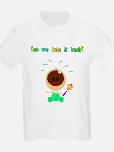 Unsure of New Baby T-Shirt