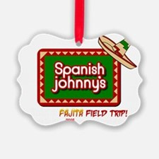 Spanish johnnys dark2 Ornament