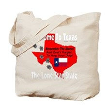 welcome_to_texas_the_lone_star_state_whit Tote Bag
