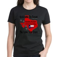 welcome_to_texas_the_lone_sta Tee