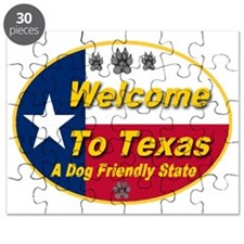 welcome_to_texas_a_dog_friendly_state_trans Puzzle