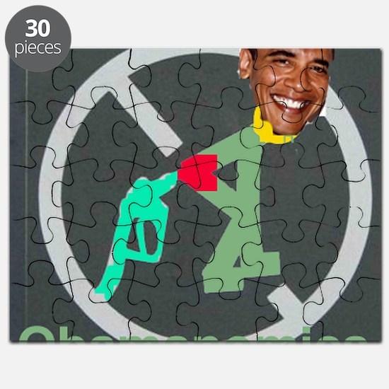 obamanomics Puzzle