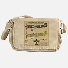 P-40_Co-Pilot_Back Messenger Bag