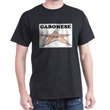 Gabonese and proud of it T-Shirt