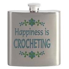 CROCHETING Flask