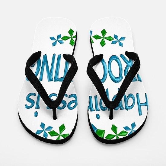 CROCHETING Flip Flops