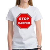 Anti harper Tops
