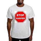 Anti harper Tops
