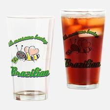 brazilian-black Drinking Glass