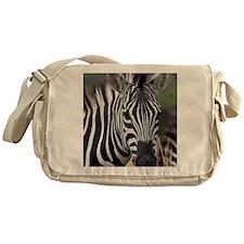 single zebra Messenger Bag