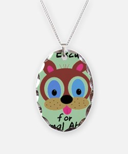 Animal Abuse Necklace