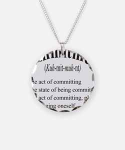 commitment Necklace
