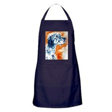 English Setter Apron (dark)