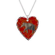 elephantpendantinprog Necklace