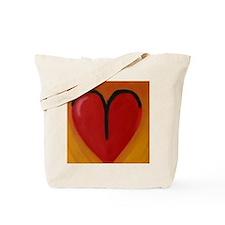 AeriesHeart Tote Bag