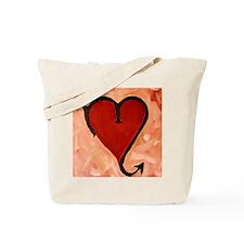 ScorpioHeart Tote Bag