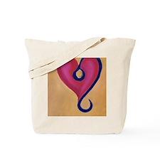 LeoHeart Tote Bag