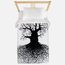 tree-roots Twin Duvet