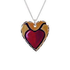 TaurusHeart Necklace