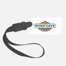 Wind Cave National Park Luggage Tag