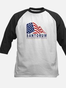Rick Santorum - President 200 Kids Baseball Jersey