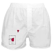 Little Robin iPad 2 Case Boxer Shorts